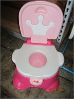 Take-Along Swing, Potty Training Toilet