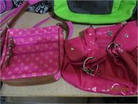 Backpacks, Purses, Box