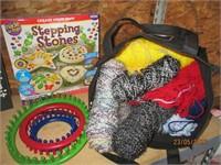 Pottery Wheel, Yarn Animal Kit, Yarn,