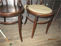 2) Chairs
