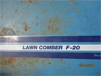 Lawn Comber F-20