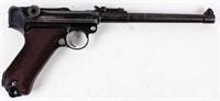 Gun Erfurt 1914 Artillery Luger in 9MM