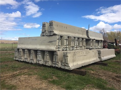 CONCRETE BARRIERS Other Items For Sale - 1 Listings