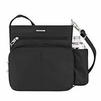 Travelon Anti-theft Classic N/S Crossbody Bag,