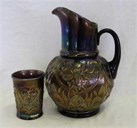 Carnival Glass Online Only Auction #119 - Ends Feb 5 - 2017
