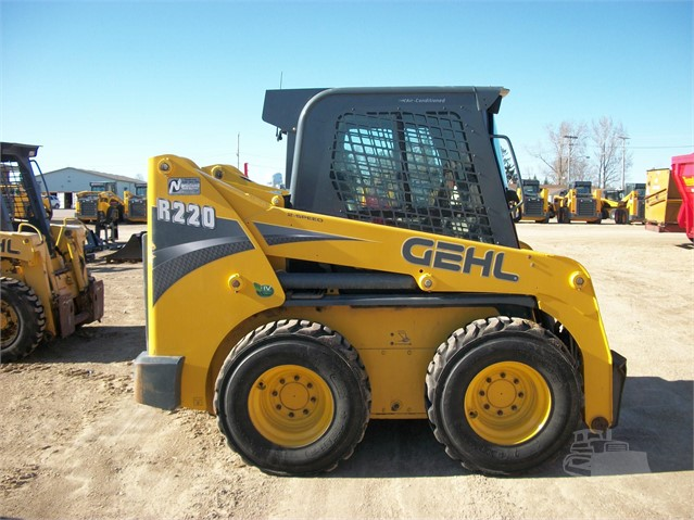 2016 GEHL R220 For Sale In Owatonna, Minnesota