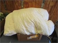 Full Sized Down Comforter