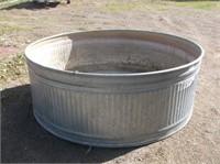 Round Stock Water Tank