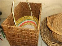 Tote of Baskets