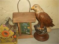 Bird Feeders, Houses, Decor
