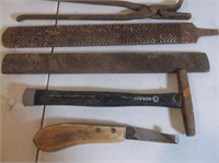 Farrier Tools
