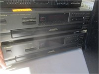 CD Players, Equalizer, Speakers