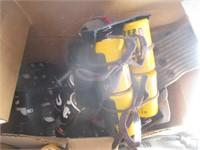 Extension Cords,T-Driver Set, Copper Clips,