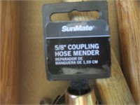Vise, Hammers, Hose Menders, O-Rings,