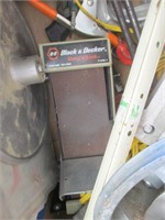 Sander, Toolbox, Brushes, Clamps