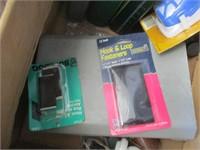 Nails, Screws, Inflator Kit, Back Up Alert, Straps