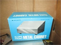 Metal Cabinet, Tite-Fit Chassis, Electronic Tubes