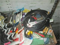 Cords, Cable, Leash Stakes and More