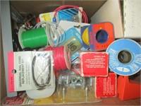 Air Brush Kit, Saw, Vacuum, Iron, Cords