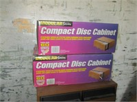 CD Cabinets, VHS Movies