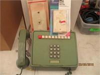 Telephone, Cords, Wall Jacks