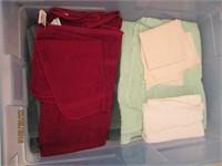 Towels, Washcloths