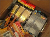 Battery Testers, Brushes, Knee Pads, Bits and More