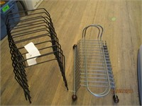 Wire and Metal Organizers
