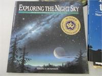 Star and Planet Locators, Astronomy Books