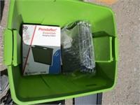 Office Chair, Drawer Rails, Laptop Bag, Supplies