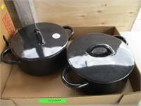 Dansk Casserole Pots