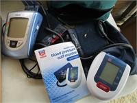 Belts and Blood  Pressure Monitors