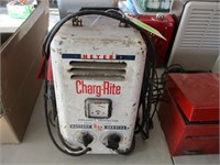 Vintage Charg-Rite Battery Charger