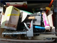 Paint Supplies, Furniture Mover and Moving Blanket