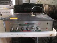 Stereos, Amplifier, Video Cassette Recorder,