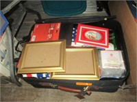Picture Frames, Binders, Bags