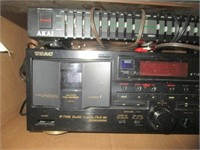 Stereos, Storage Containers