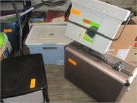 Folders, Notebooks, File Boxes