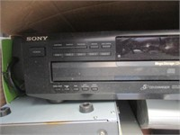 CD Player, Equalizers, Audio Control Center,