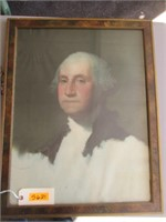 George Washington Picture and Shade