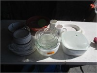 Pyrex Dishes and Bakeware