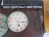 Clocks and Wall Decor