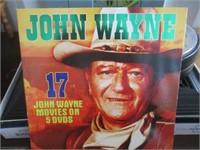 Doubles Tap & B.O.H.I.C.A. Tin Signs, John Wayne
