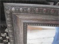 2) Framed Mirrors