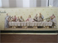 Porcelain Collectables, Last Supper, Cupid's