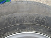 Tire ST235/80OR16, TTT868