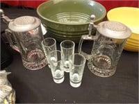 Breville, Bowls, Steins, Bottle Caps