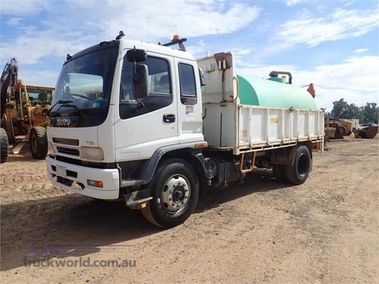 2007 Isuzu FTR Trucks for Sale