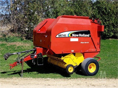 NEW HOLLAND Round Balers For Sale - 1851 Listings