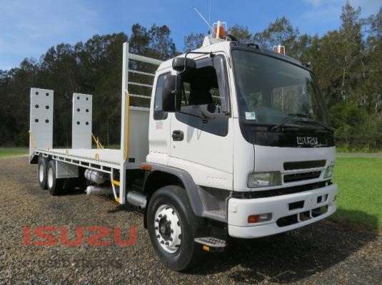 2005 Isuzu FVZ 1400 Used Isuzu Trucks - Trucks for Sale